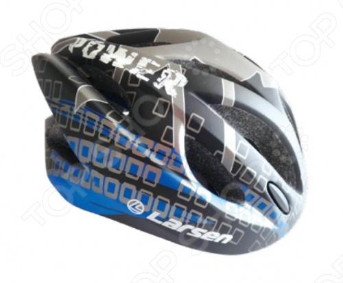 Шлем велосипедный Larsen HB-928-5 Larsen - артикул: 316389