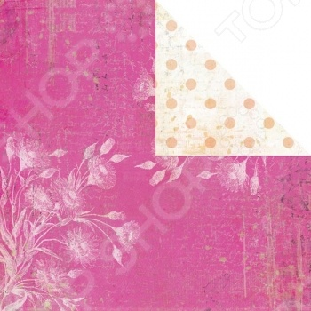 фото Бумага для скрапбукинга Prima Marketing Purple Memory, купить, цена