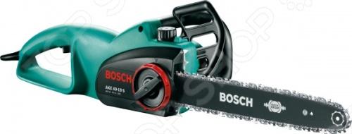 Пила цепная электрическая Bosch AKE 40-19 S электрическая цепная пила кратон esc 2200 450