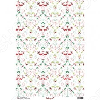 фото Бумага пергаментная Rayher «Стрекозы», купить, цена