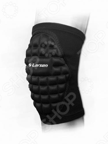 Защита колена Larsen 7706 гантель для фитнеса s образная larsen nt169s