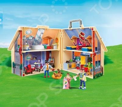 Zakazat.ru: Кукольный дом Playmobil 5167pm