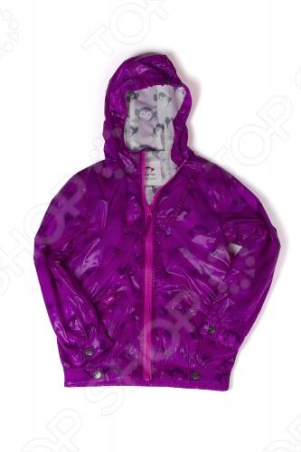 Ветровка для девочки Ветровка детская для девочки Appaman Saratoga Windbreaker. Цвет: фуксия