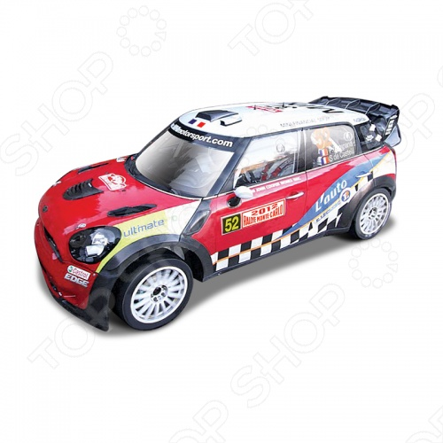 ������ ���������� 1:32 Bburago Mini Countryman WRC