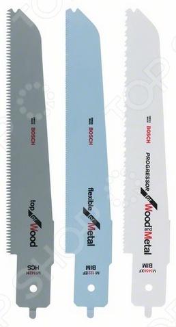 Набор пильных полотен Bosch PFZ 500 E ey products e my creative wood table clock khaki 1 x aa
