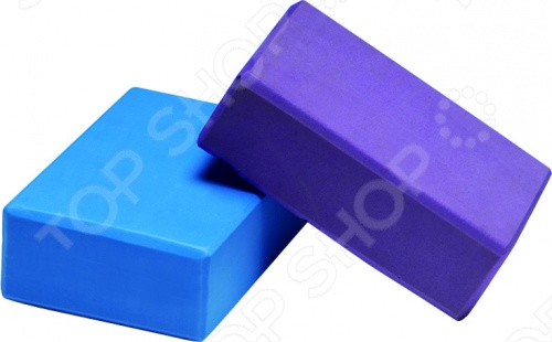 Блок для йоги Iron Master IR97416. В ассортименте