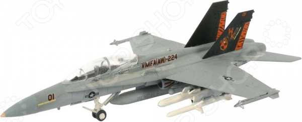 Сборная модель самолета Revell F/A-18D Hornet «Wild Weasel»