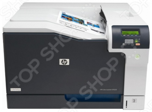 Принтер HP Color LaserJet Professional CP5225 (CE710A) hp ce742a 307a yellow тонер картридж для color laserjet cp5225
