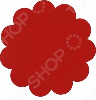 фото Бумага для скрапбукинга в форме цветка Bazzill Basics BZ302, купить, цена