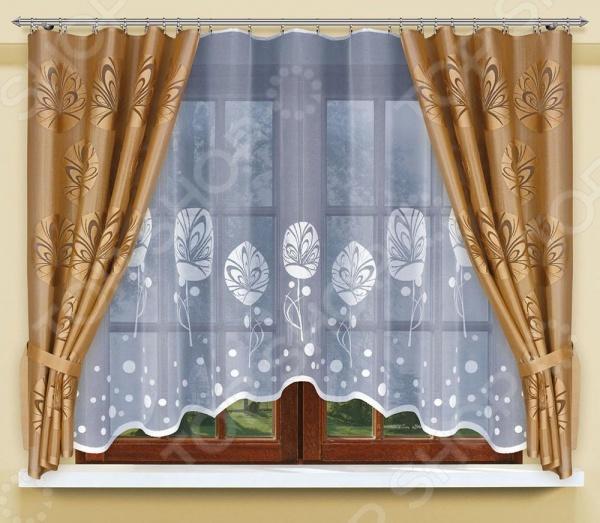 Комплект штор Haft 200471-160 шторы интерьерные haft комплект штор для гостиной