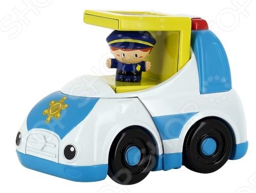 1 Toy Машинка Kidz Delight «Полиция»
