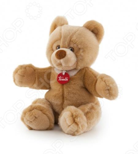 Мягкая игрушка Trudi Медвежонок Тео мягкая игрушка trudi белый медвежонок толомео 21 см