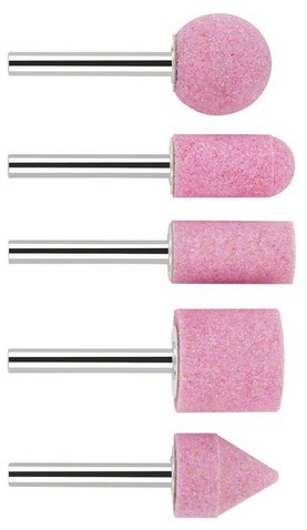 Набор шарошек шлифовальных Bosch 1609200286