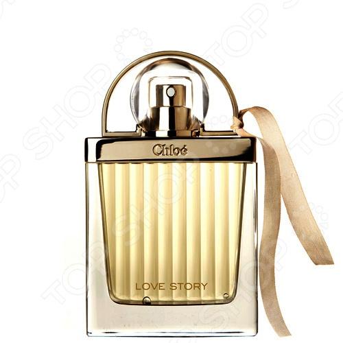 Парфюмированная вода для женщин Chloe Love story, 30 мл парфюмированная вода montale orange flowers 20 мл