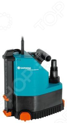Насос дренажный для чистой воды Gardena 13000 AquaSensor Comfort