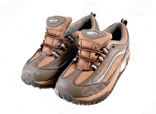 Кроссовки демисезонные Walkmaxx 2.0. Цвет: коричневый