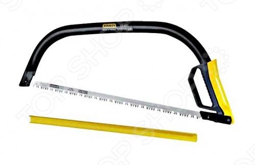 Пила лучковая Stanley Pro  эврика брелок металлический лучковая пила 816295