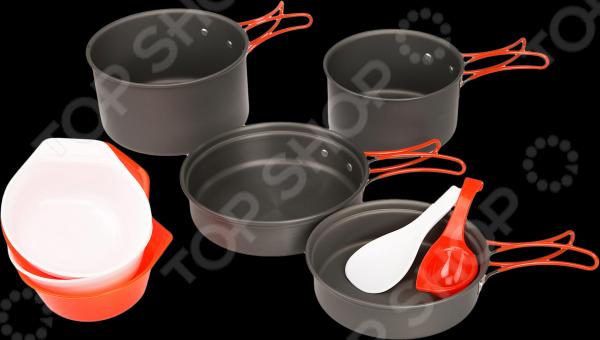 Набор портативной посуды FIRE-MAPLE FMC-K7