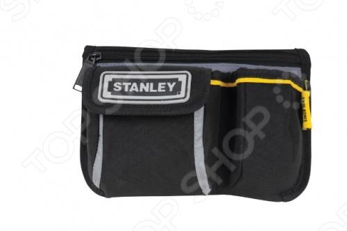 Сумка поясная STANLEY Basic Personal Pouch сумка для инструмента stanley basic stanley personal pouch 1 96 179