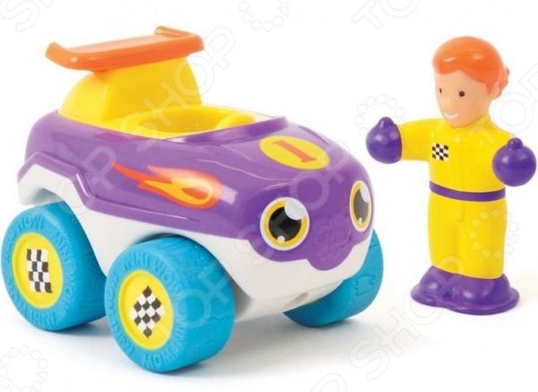 фото Автомобиль гоночный Wow «Иззи», Машинки