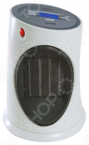 Тепловентилятор EWT C 120LCD обогреватель ewt c 120 lcd
