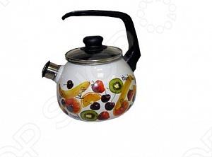 Чайник со свистком Vitross Fruits чайник со свистком vitross violeta
