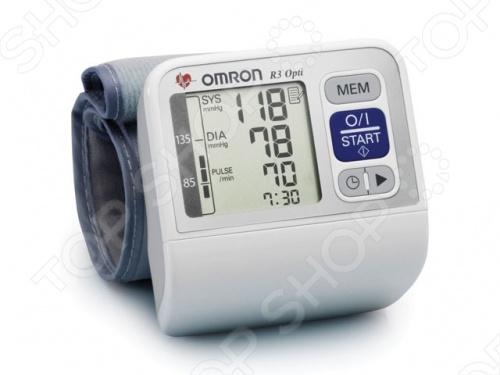 Тонометр Omron R3 Opti тонометр 100