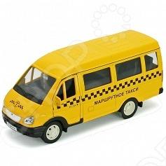 Модель машины 1:34-39 Welly «Газель. Такси»