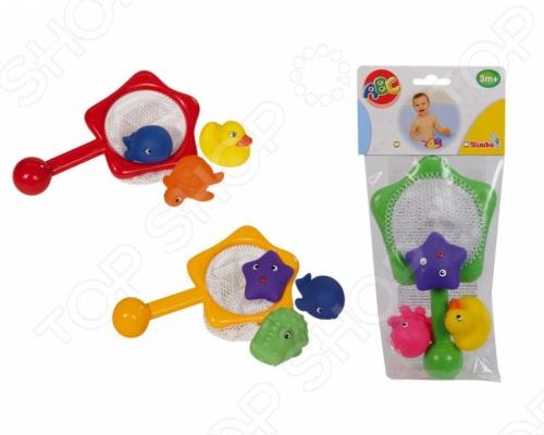 Набор игрушек для ванны Simba «Рыбалка». В ассортименте
