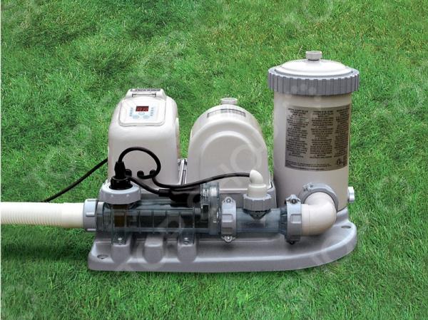 Фильтр-насос для бассейна и система морской воды Intex 54616 Intex - артикул: 292262