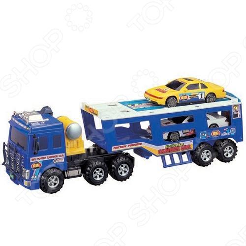 Машинка игрушечная Daesung автовоз 906