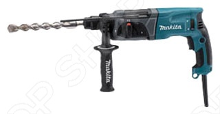 Перфоратор Makita HR2470  перфоратор sds plus makita hr2611ft x5