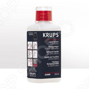 фото Жидкость чистящая для капучинаторов Krups XS400010, купить, цена
