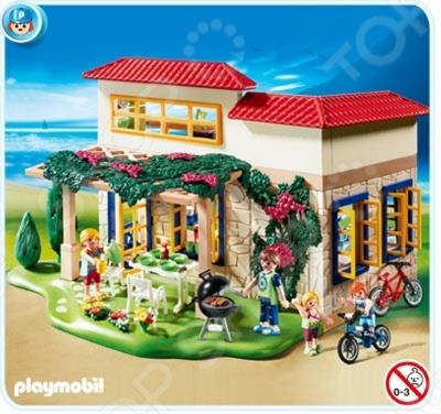 фото Каникулы:Летний домик Playmobil 4857 4857pm, Другие виды конструкторов