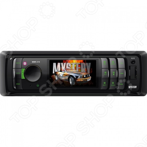 Автопроигрыватель DVD Mystery MMR-315 Mystery - артикул: 35243