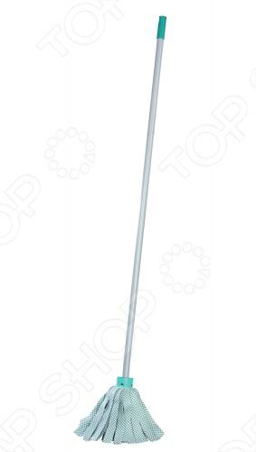 Швабра со сменной насадкой Leifheit Power Mop 56705Швабры и щетки<br>Швабра Leifheit Power Mop 56705 идеально подойдет для влажной или сухой уборки в помещениях и без усилий справится с большой площадью всех типов поверхностей. Съемная насадка из вискозы отлично собирает пыль, грязь и впитывает влагу. Благодаря длинной ручке, у вас есть возможность уборки даже в самых труднодоступных местах. У швабры полная совместимость с ведрами для отжима мопов и системой цетрифугирования.<br>
