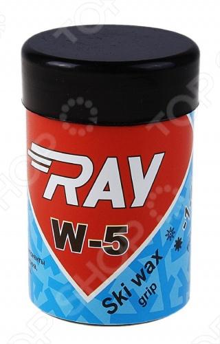 Мазь лыжная синтетическая RAY W-5 Мазь лыжная синтетическая Ray W-5 /