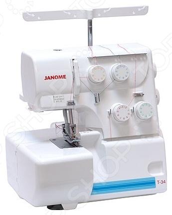 Оверлок Janome T34