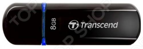 JetFlash Drive 600 8Gb Флешка Transcend JetFlash 600 8Gb