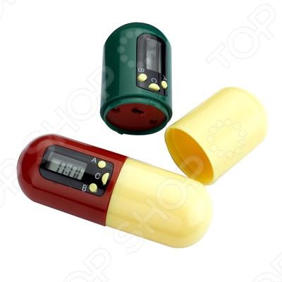 Контейнер для таблеток Bradex Напоминатель лекарства для потенции мужчин