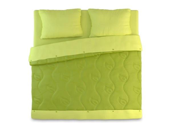 Фото Комплект Dormeo Trend Set. 2-спальный. Цвет: желтый, зеленый