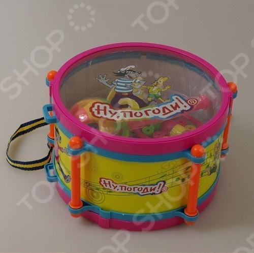 Набор музыкальных инструментов 1 TOY Т52250 Набор музыкальных инструментов 1 Toy Т52250 /