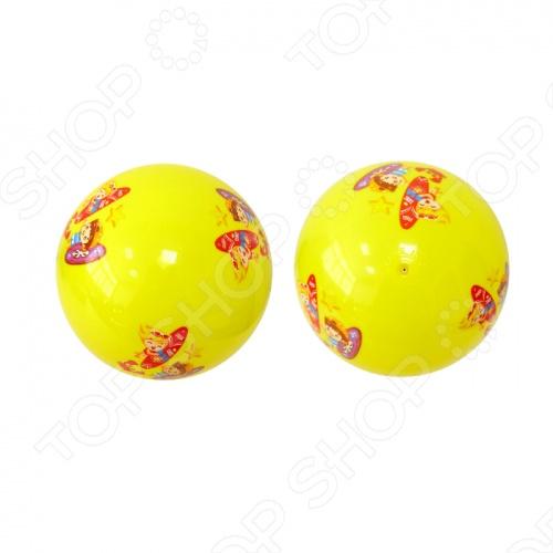 Мяч Larsen «Пляж»Мячи детские<br>Мяч Larsen Пляж яркого желтого цвета напомнит вам и ребенку о лете, море и, конечно же, пляже! Мячик незаменим для любителей подвижных игр и активного отдыха. Игра в мяч развивает координацию движений, способствуют физическому развитию ребенка.<br>