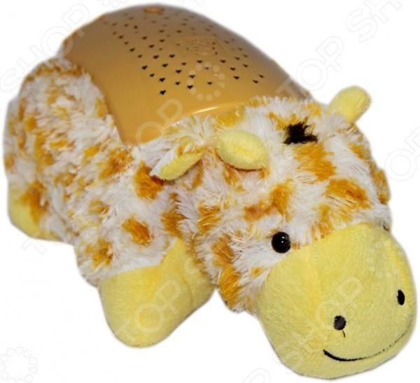Игрушка-ночник Family Fun «Жираф» ночник bradex звездное небо