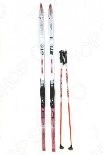 фото Комплект лыжный Atemi Concept STEP 2013 75 мм, купить, цена