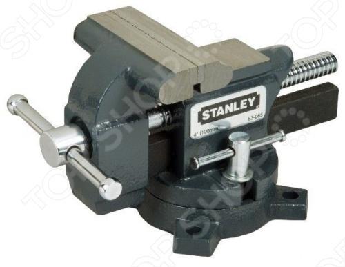 Тиски STANLEY MaxSteel 1-83-065