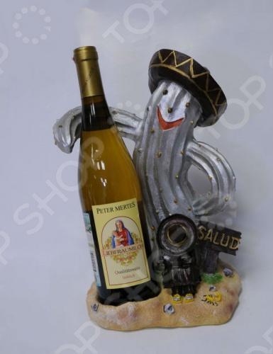 Подставка для вина Drivemotion «Кактус»