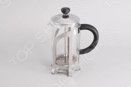 Френч-пресс Gipfel GLACIER-ACROPOLIS 7803 gipfel колба для заварочного чайника glacier на 3 чашки