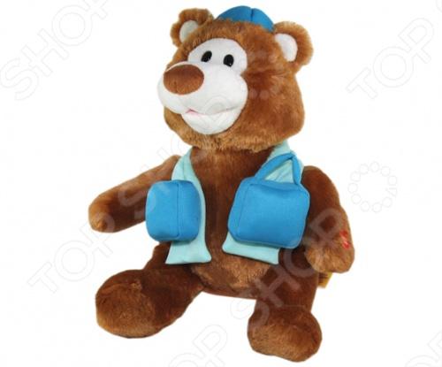 фото Игрушка интерактивная «Медвежонок солист», купить, цена