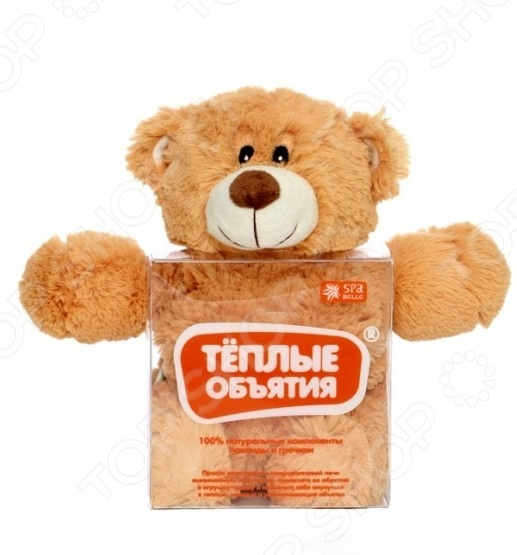 фото Игрушка-грелка Тёплые объятия «Медведь», Грелки